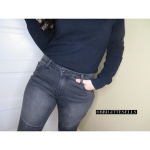 Cotton On Skinny Black Jeans